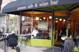 Pomme wine bar